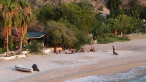 thành phố oludeniz có bãi biển yên bìh