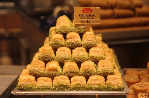 bánh baklava