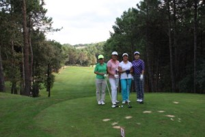 giải golf nữ