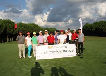 ảnh lưu niệm sân golf