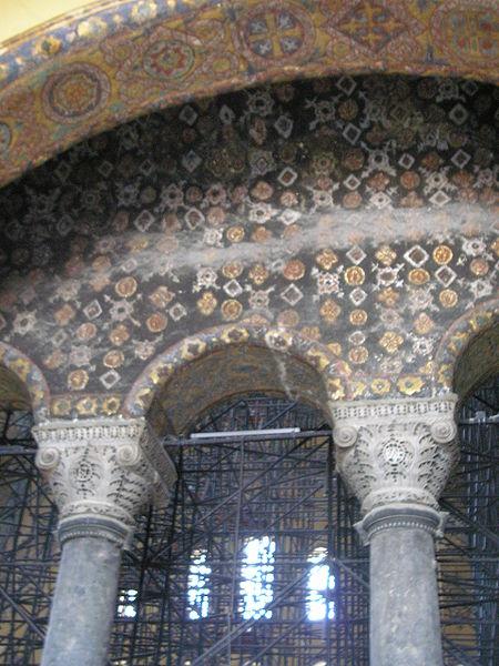 họa tiết mosaic