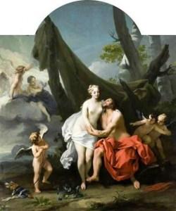 thần thoại hi lạp io và zeus