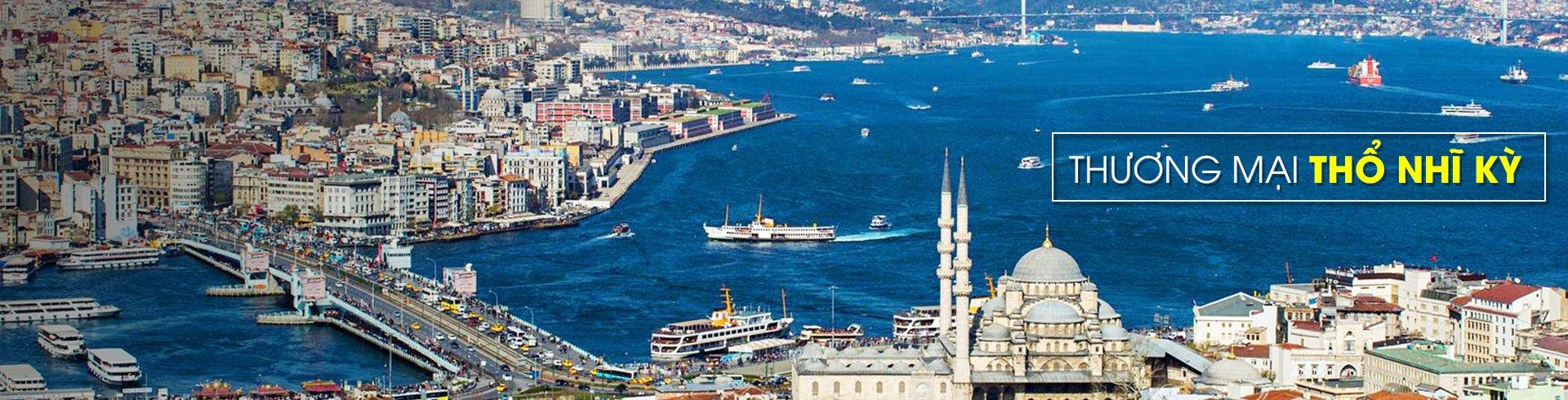 kinh doanh tại Thổ Nhĩ Kỳ
