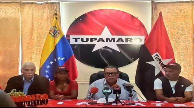 Movimiento Revolucionario Tupamaro denuncia que gobierno imperial ...