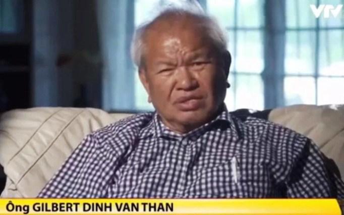 Image result for Gilbert Đinh Văn Thân