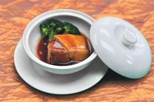 醇香四溢的淮揚名菜――東坡肉。(網絡圖片)