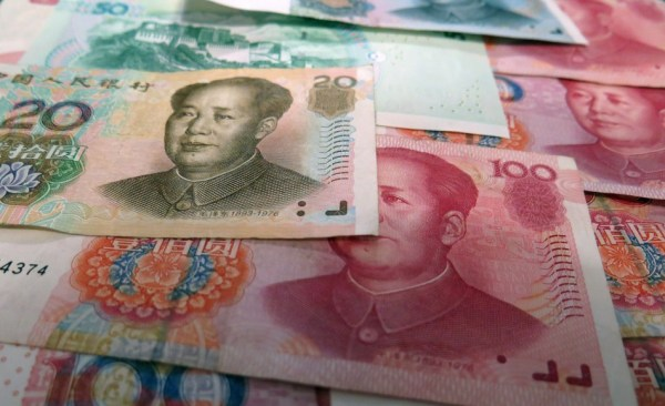 Chinese yuen currency