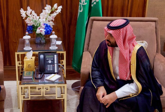 Saudi Deputy Crown Prince Mohammad bin Salman will be travelling Asia, making Stops.