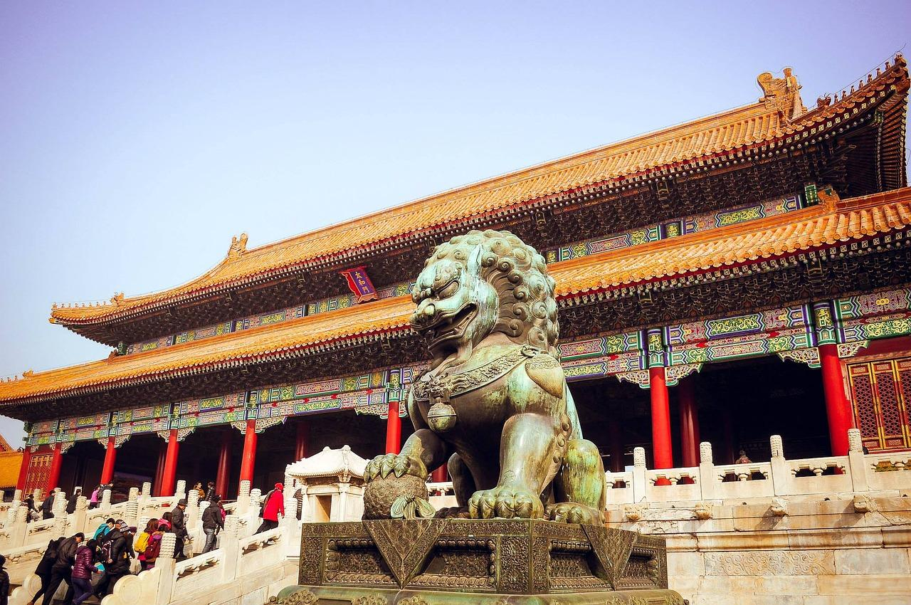 It was forbidden for commoners to enter the Forbidden City. (Image: Pixabay / CC0 1.0)
