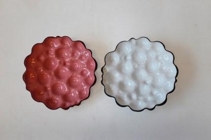 Inngrip í bobbing, ceramic bowls, keramík hönnun