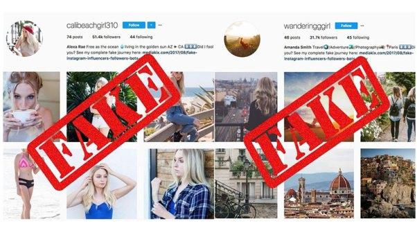 """Résultat de recherche d'images pour """"fake influencers"""""""