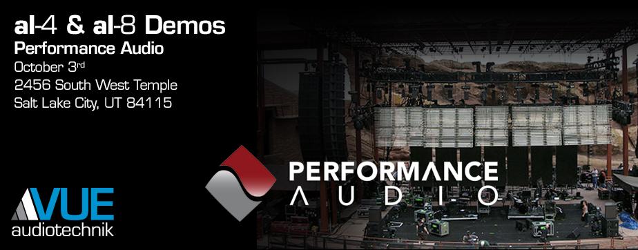 Perfromance-audio-UT
