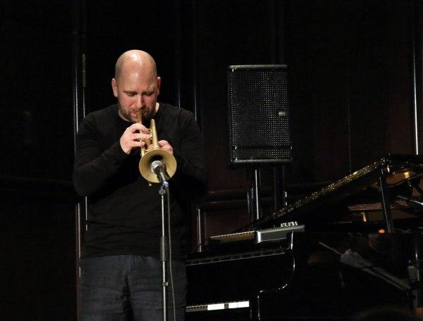 Sebastian Studnitzky on Trumpet at Bremen