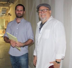 Jeffrey Friedlander and Sam Berkow of SIA Acoustics