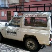 VEHICULO DE REMONTES