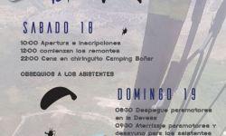 Concentracion de Parapente y Paramotor – Pico Muelas – Boñar 2018