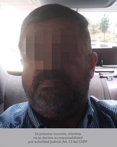 Detienen a probable autor intelectual de homicidio de líder de Coparmex en SLP