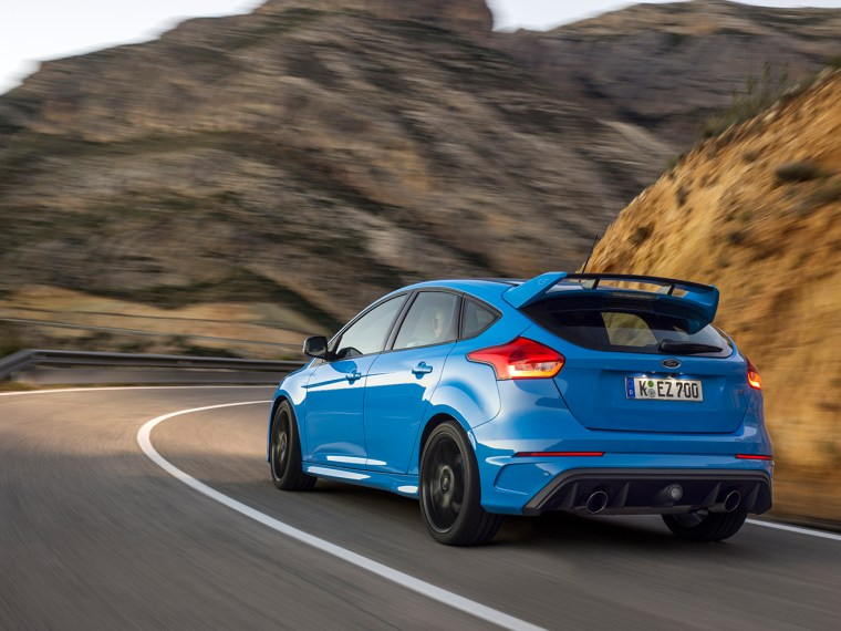 Ford Focus RS 029