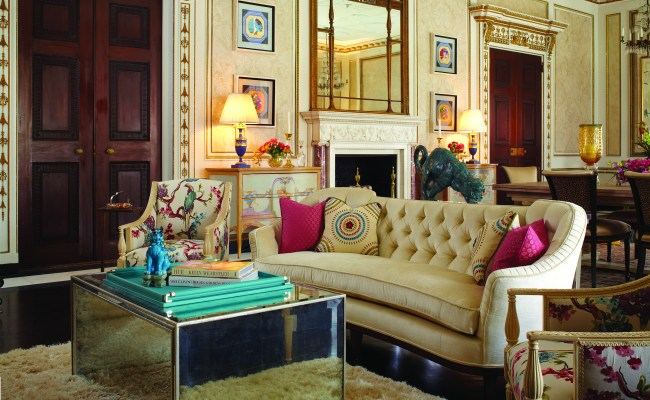 Mansion In May Interior Design For Charity Vue Magazine