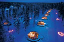 Northern Light Kakslauttanen Arctic Resort - Vue Magazine