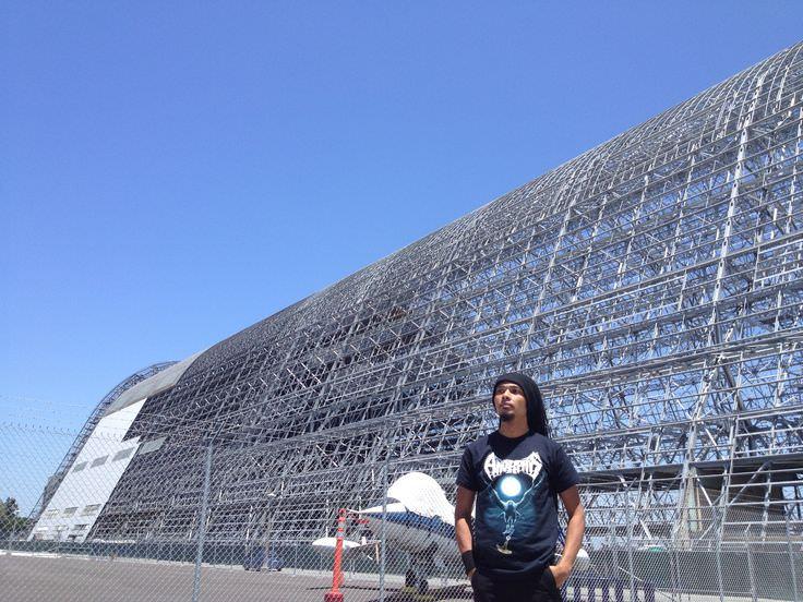 A research trip to NASA Ames-10