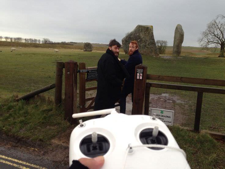 Research Trip to Avebury Stone Circle-2