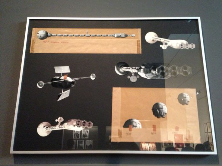 Research to SPACE ODYSSEY exhibition-11