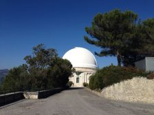 Research to The Observatoire de Nice - founded in 1879 by the banker Raphaël Bischoffsheim-14