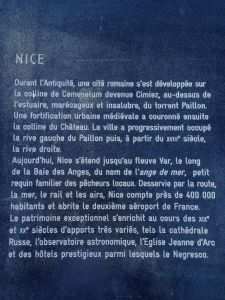 Research to The Observatoire de Nice - founded in 1879 by the banker Raphaël Bischoffsheim - 8