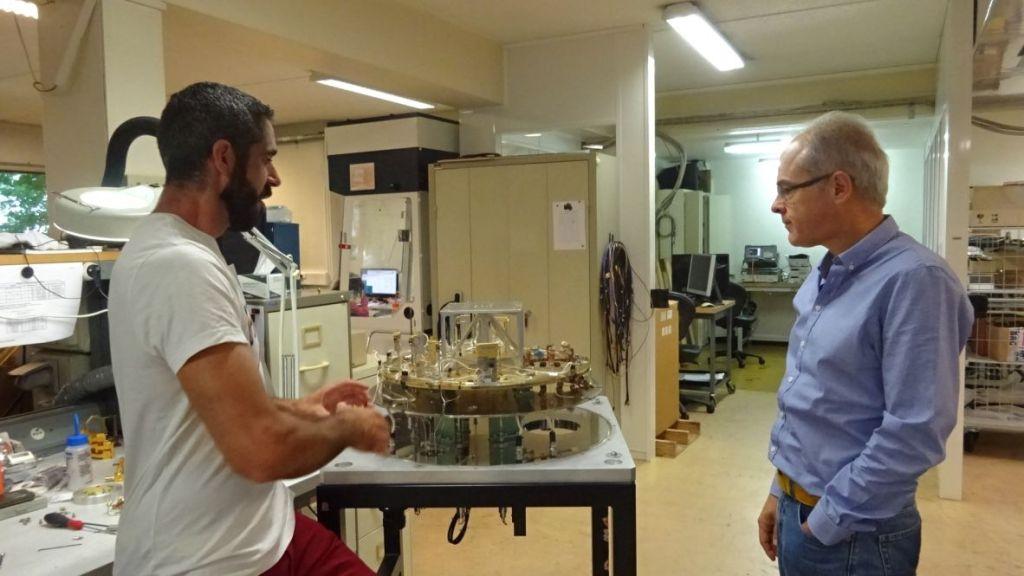 Research to IRAM - Institut de Radioastronomie Millimétrique - 5