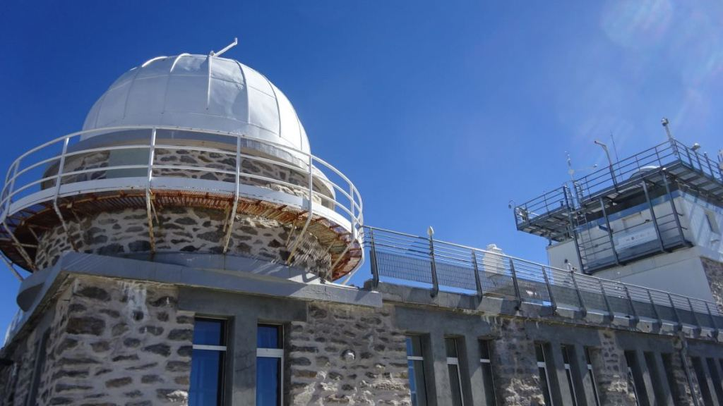 Research to Pic du Midi Observatory 11