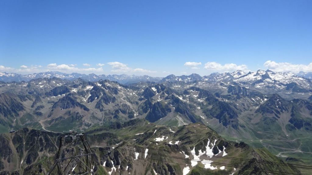 Research to Pic du Midi Observatory 45