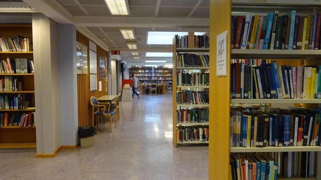 visiting CERN library 37