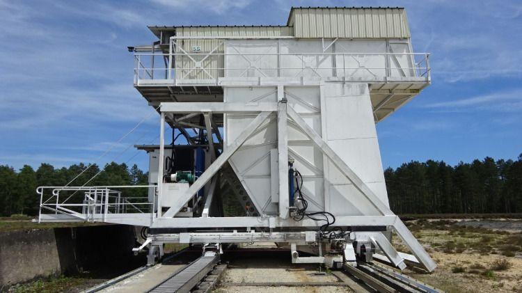 Research to Station de Radio Astronomie de Nançay - 11
