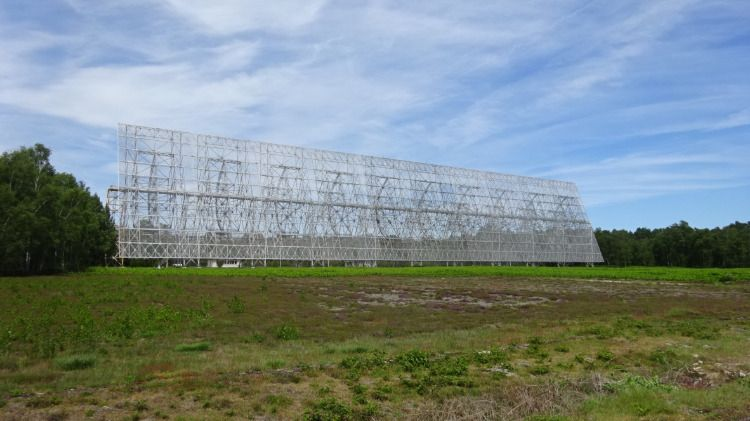 Research to Station de Radio Astronomie de Nançay - 14