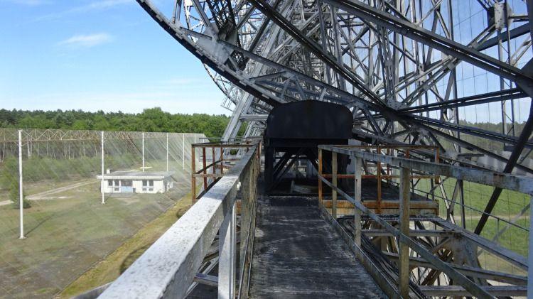 Research to Station de Radio Astronomie de Nançay - 4