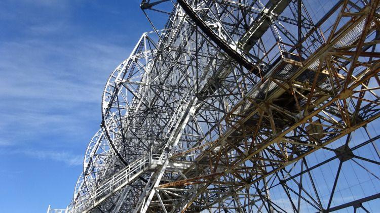 Research to Station de Radio Astronomie de Nançay - 6