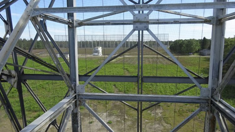 Research to Station de Radio Astronomie de Nançay - 8