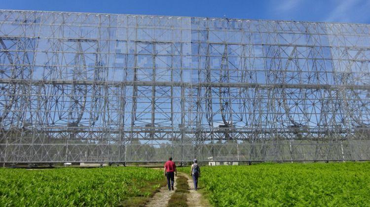 Research to Station de Radio Astronomie de Nançay - 9