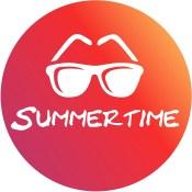 """Vaikų ir jaunimo laisvalaikio stovykla """"Summertime"""" 2020"""