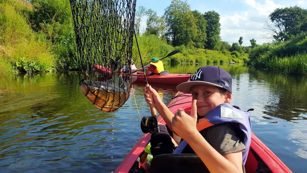 """Žvejybos stovyklų """"Svajonių Žuvis"""" akimirkos"""
