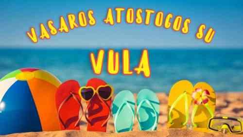 Planuokite vasaros atostogas pajūryje!