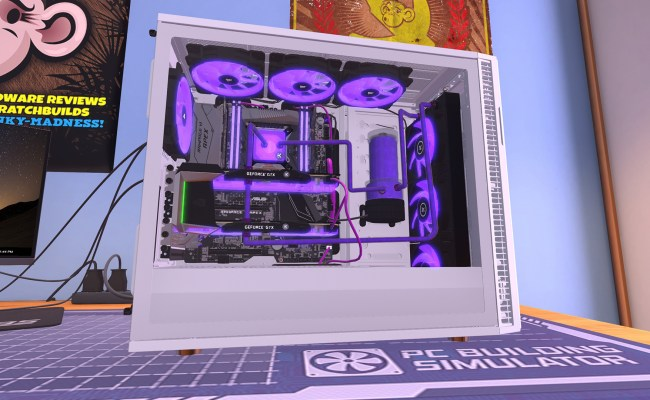 Pc Building Simulator On Ps4 Official Playstation Store Us