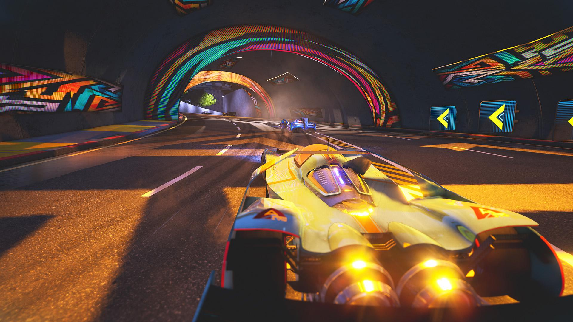 Xenon Racer - PS4 | PlayStation™Store官方網站 香港