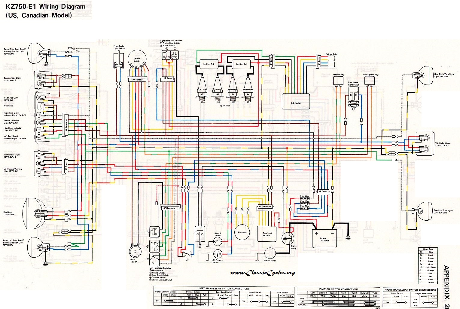 hight resolution of  wrg 4838 vn750 wiring diagram