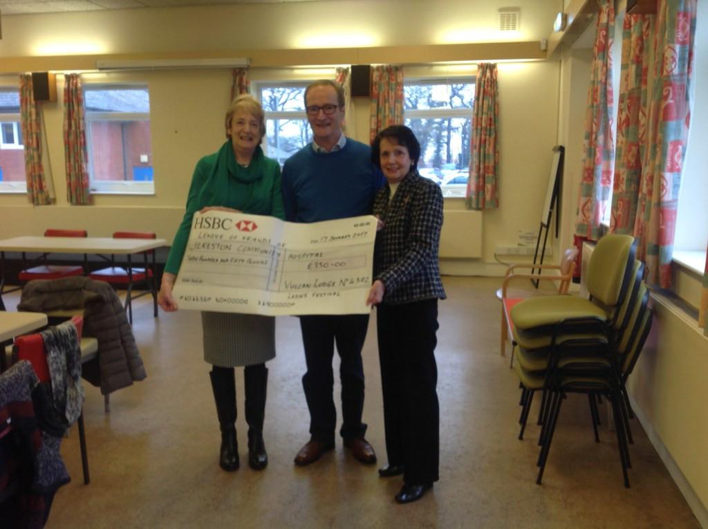 Vulcan-Ilkeston-Community-Hospital-League-of-Friends-Donation