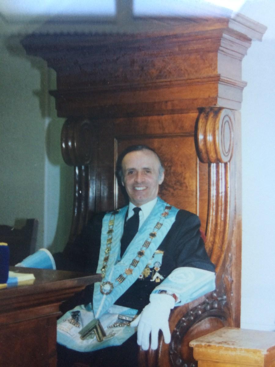 In Memoriam - Brian Edward Woolley