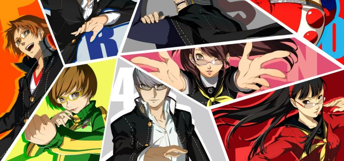 Persona 4 Golden Characters
