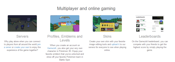Pokemon 3D Key Features 2