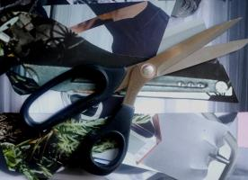 Sergei's favourite Japanese scissors